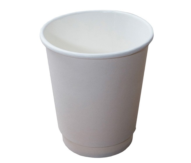 50 Pack White Hot Drink Cups 100ml